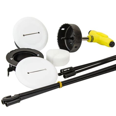 low voltage installer in wall low voltage installation cable kit a34 kw the