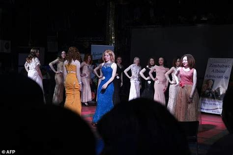 pageants in arkansas for kids everyday life global post zimbabwe holds miss albinism beauty pageant to fight