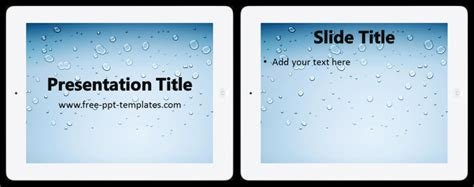 ipad ppt template free powerpoint templates