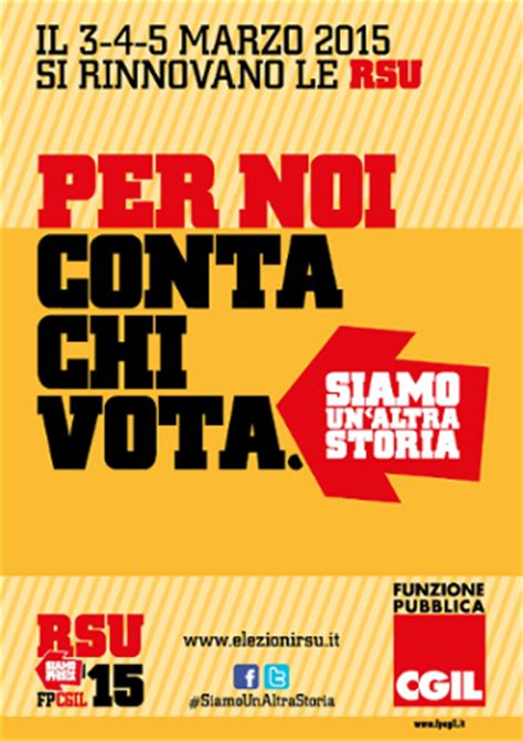 ufficio impiego siena rsu pubblico impiego si vota il 3 4 5 marzo at cgil siena