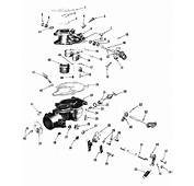 Zenith 13007 Carburetor Kit FLoat And Manual