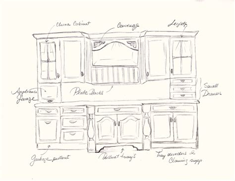 kitchen layout drawing drawing a kitchen layout best layout room