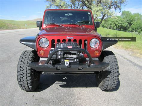 built jeep rubicon custom built 2009 jeep wrangler unlimited rubicon over