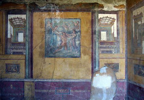 Pompeii House Of The Vettii Wall Painting Khan Academy | pompeii house of the vettii wall painting khan academy