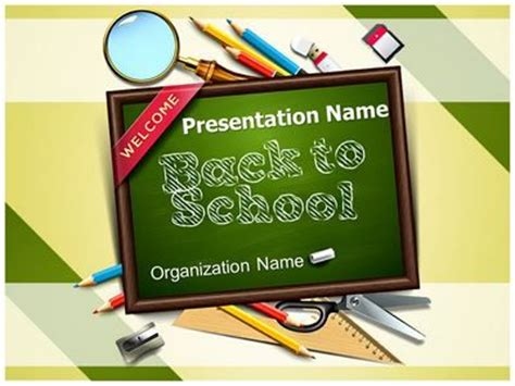 17 Best Images About Back To School Powerpoint Templates Best Ppts In The World