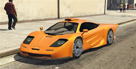 custom mclaren f1 mclaren f1 gtr longtail add on replace gta5 mods com