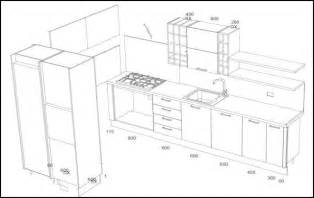Kitchen Cabinet Dimensions Ikea Or Scavolini That Is The Question Napoli Unplugged