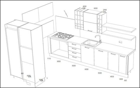 Width Of Kitchen Units by 1000 Images About Sizes On