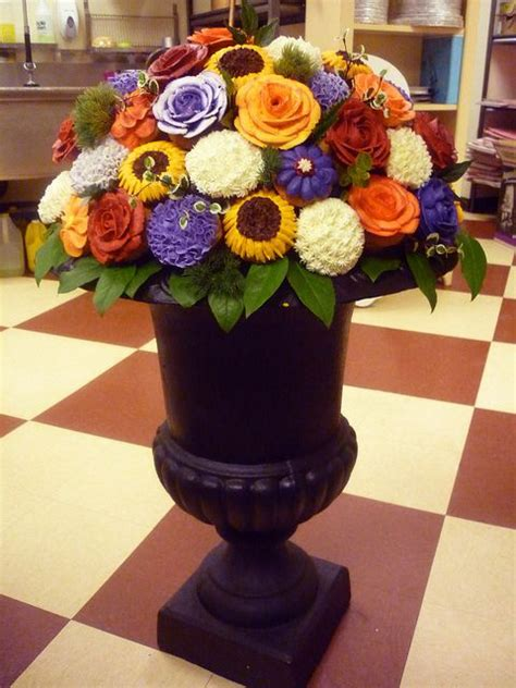 Cupcake Flower Vase by The World S Catalog Of Ideas