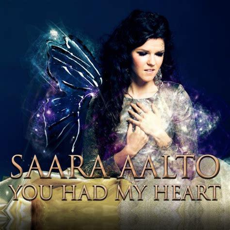 aalto art albums you had my heart album saara aalto music cdon com