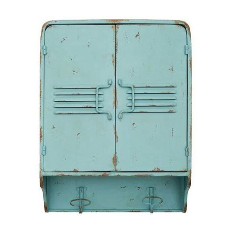Wandschrank Shabby Chic by 95 Best Images About Vintage Green And Metal Cabinets On