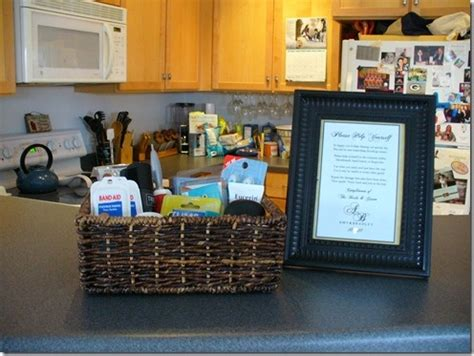 what do you put in a wedding bathroom basket good list of what to put in a bathroom basket for a
