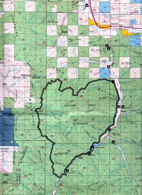service montana buy and find montana maps forest service statewide index