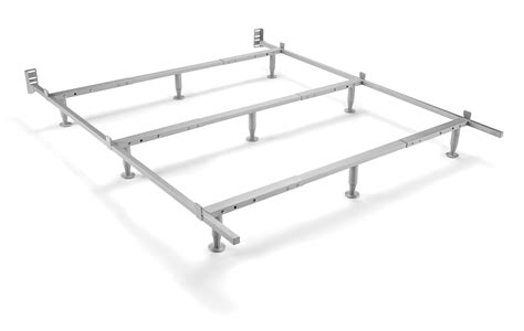 Mantua Universal Bed Frame Bolt On Bed Rails For And King Beds Mantua Mfg Co Insta Lock Queenking Bed Frame Mantua