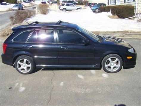 find    mazda protege wagon hatchback  clean    auto ac