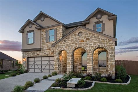 new homes for sale at bluffs at trp in san antonio