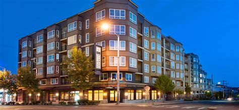 Apartment Builders Seattle The Kennedy Building Apartments In Seattle Wa