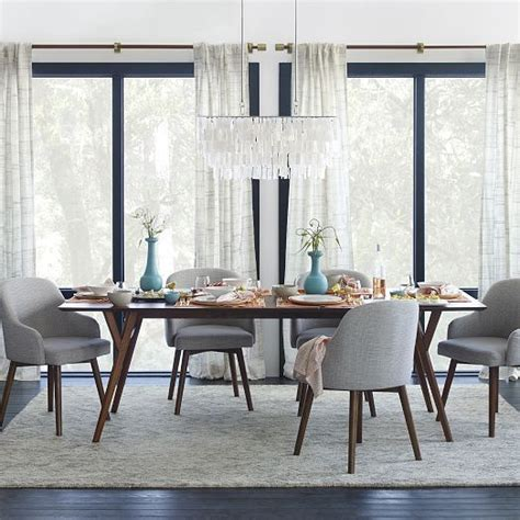 west elm dining room table best 25 west elm dining chairs ideas on pinterest