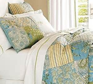 pottery barn quilt reviews pottery barn patchwork quilt sham