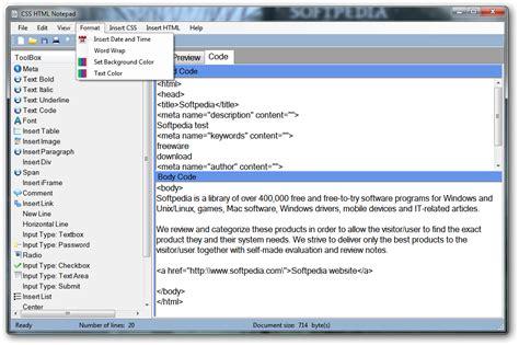 notepad design maker download css html notepad 1 0 0 0