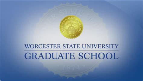 Mba Programs Worcester Ma by Graduate School Admissions Worcester State