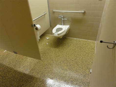 commercial bathrooms upgrades safe and sanitary alternative surfaces