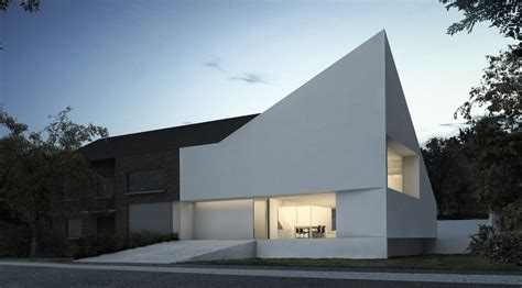 Home Interior Architecture by House In Brussels By Fran Silvestre Arquitectos