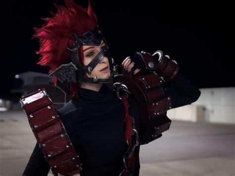 hero academia cosplay kontaktlinsen deku kirishima