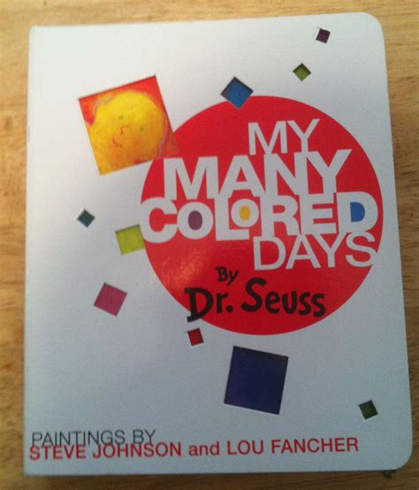 libro my many coloured days my many colored days book coloring page for kids