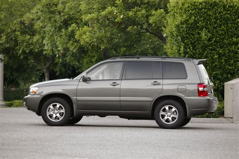 2006 Toyota Highlander Reviews 2006 Toyota Highlander Picture 94348 Car Review Top
