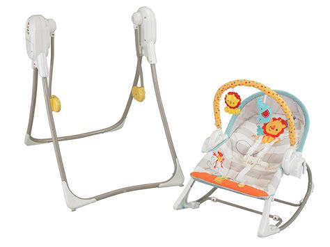 fisher price swing high chair fisher price 3 in 1 baby infant swing n rocker chair