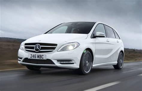 Mercedes-Benz B-Class 2012 - Car Review | Honest John B 200 Mercedes 2011
