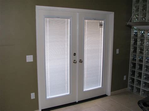 doors with blinds inside glass 26 and useful ideas for front door blinds interior
