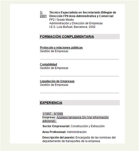 gratis de 40 modelos curriculum vitae en html para descargar ejemplo curriculum vitae