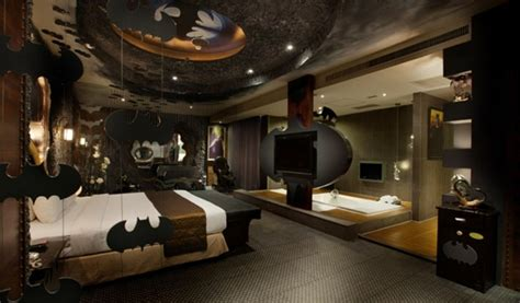 bat cave for the home