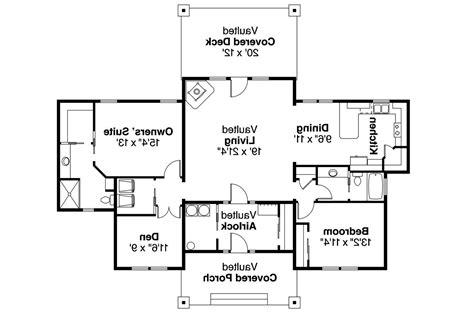 Prairie Floor Plans by Prairie Style House Plans Lakeville 30 998 Associated