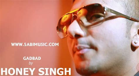SongsFeed, Soul Of Muzic: Honey Singh Gadbad New Song 2012