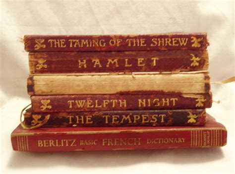 shakespeare picture books vintage shakespeare books miniature books the temple by