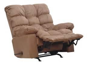 catnapper magnum chaise rocker recliner big heat