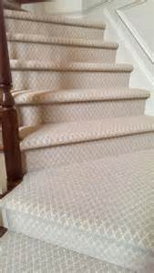 masland stair runner recently installed in johns creek