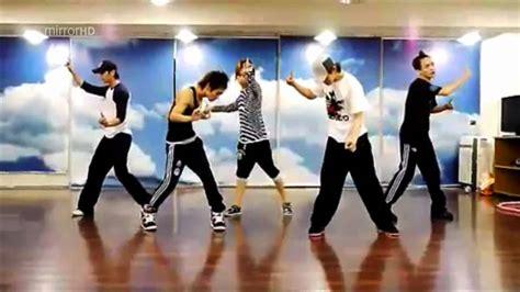 dance tutorial f x shinee lucifer dance practice mirrored youtube