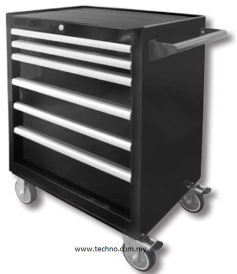 Tool Cabinet Malaysia by 6 Drawers Tool Cabinet With Bearing Slides 77ht208