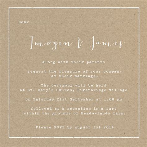 Wedding Invite Present Wording by Lovely Wedding Invitation Your Presence Not Presents