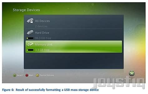 xbox 360 will support at xbox 360 gaining usb storage support in 2010 update