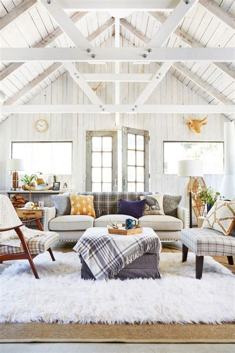 benjamin moore pottery barn colors winter 2007 refined 25 best ideas about plaid living room on pinterest