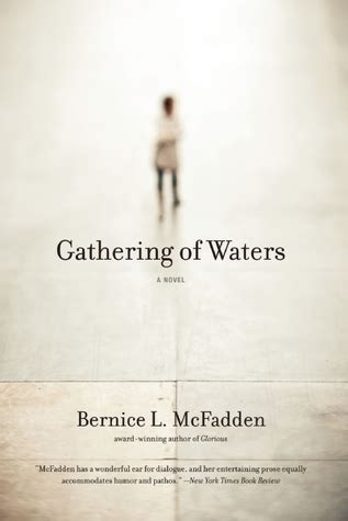 Waters For The Booker by Gathering Of Waters By Bernice L Mcfadden Reviews