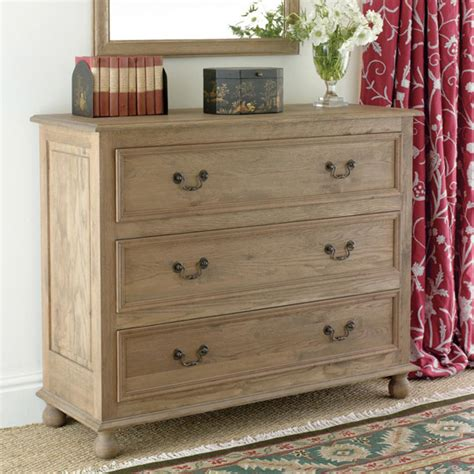 Oak Chests Of Drawers by Chameleon Chest Of Drawers Weathered Oak Oka