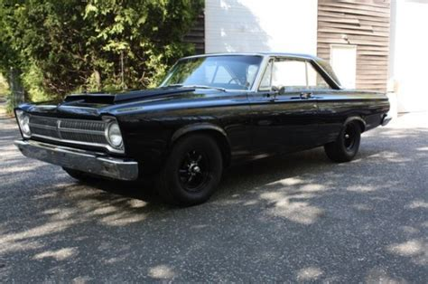 bat exclusive bad 1965 plymouth belvedere 413 bring