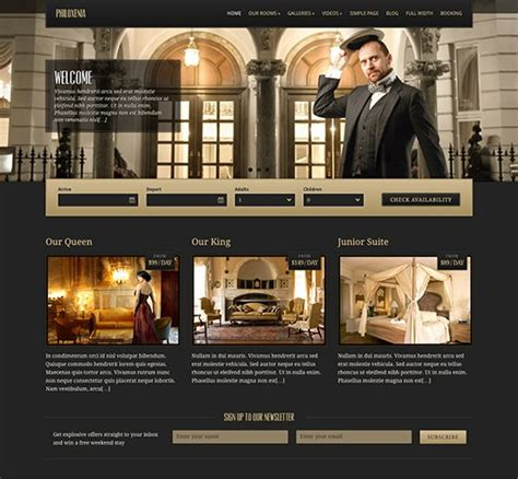 theme hotel for pc templates 2 cip computer consultancy