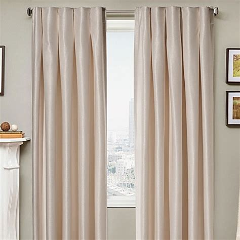 inverted pleat curtains designers select maximus inverted pleat window curtain